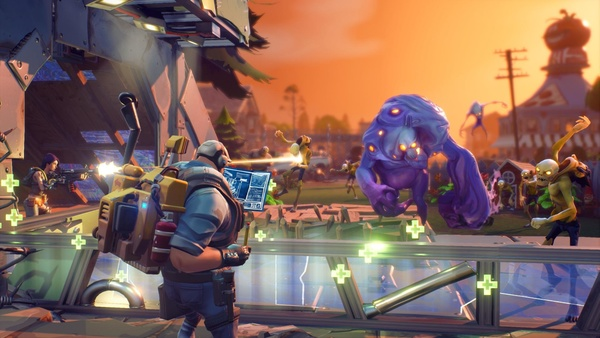Screenshot zu Fortnite (PS4) - Screenshots