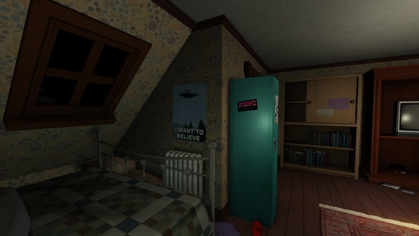 Screenshot zu Gone Home (Wii U) - Screenshots