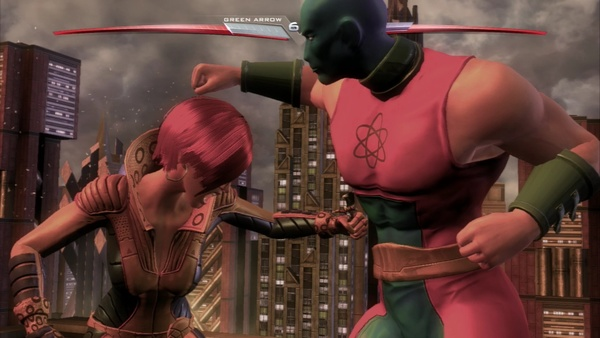 Screenshot zu Injustice: Götter unter uns (PS3) - Screenshots