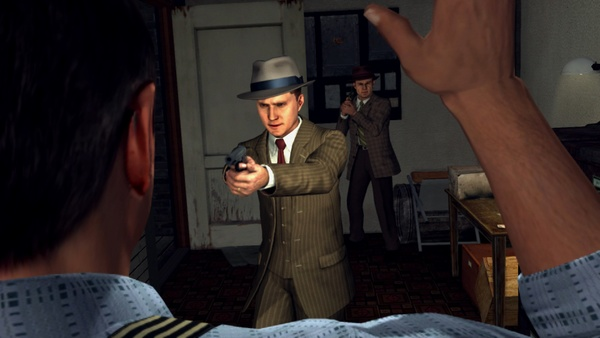 Screenshot zu L.A. Noire (Nintendo Switch) - Screenshots der Nintendo Switch-Version