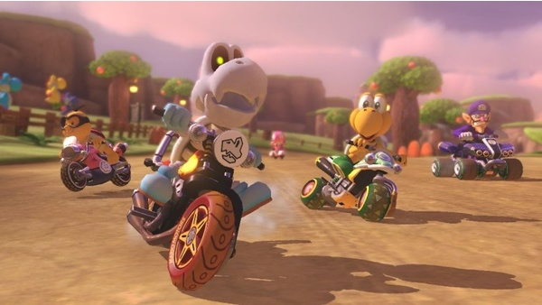 Screenshot zu Mario Kart 8: Deluxe (Nintendo Switch) - Screenshots