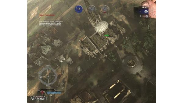 Screenshot zu Medal of Honor: Airborne (Xbox 360) -