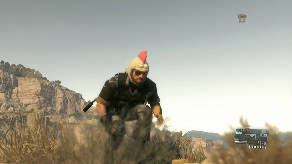 Screenshot zu Metal Gear Solid 5: The Phantom Pain (Xbox One) - Screenshots