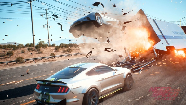 Screenshot zu Need for Speed: Payback (Xbox One) - Screenshots