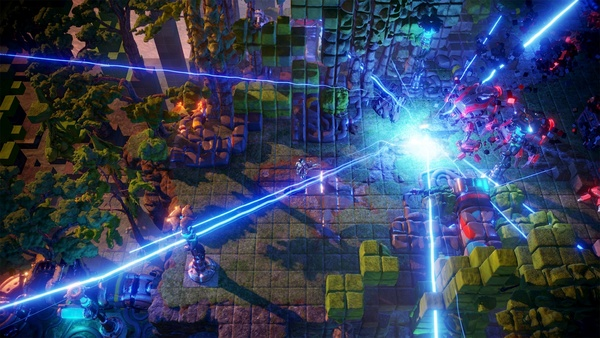 Screenshot zu Nex Machina (PS4) - Screenshots