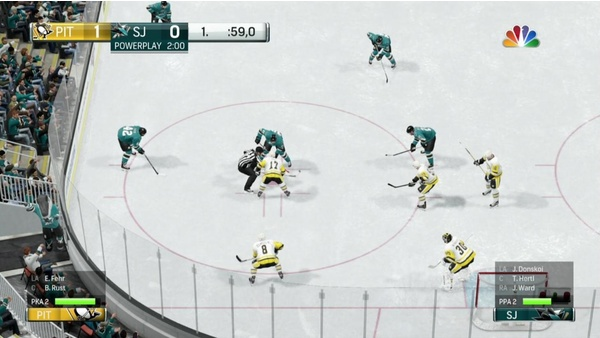 Screenshot zu NHL 17 (PS4) - Screenshots