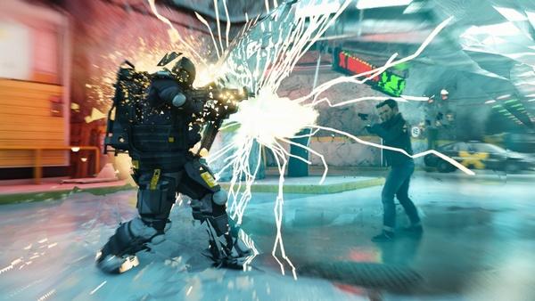 Screenshot zu Quantum Break (Xbox One) - Screenshots