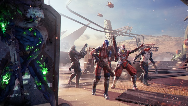 Screenshot zu Raiders of the Broken Planet (Xbox One) - Screenshots