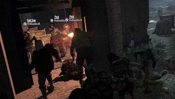 Screenshot zu Red Dead Redemption (PS3) - Screenshots aus dem DLC »Undead Nightmare«