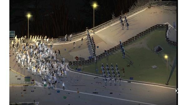 Screenshot zu RIOT - Civil Unrest (iOS) - Screenshots