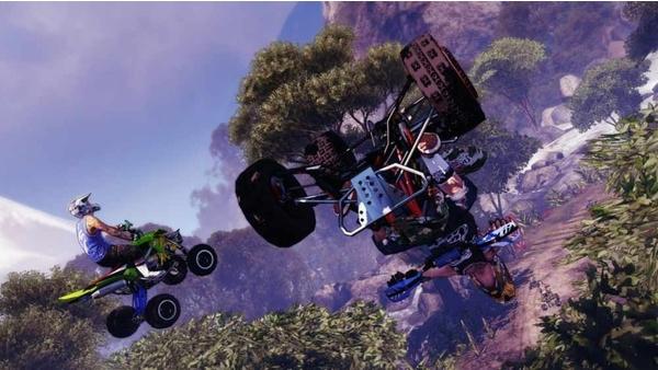Screenshot zu Mad Riders (XBLA) - Screenshots
