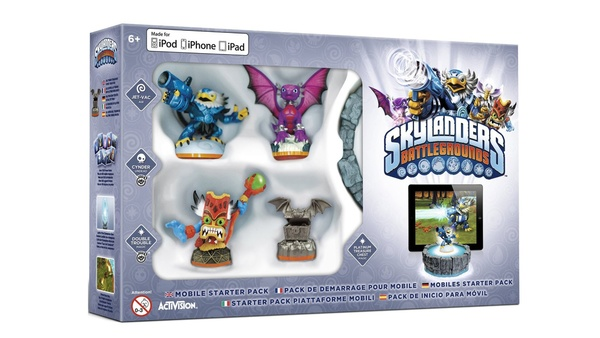 Screenshot zu Skylanders Battlegrounds (iOS) - Fotos der Hardware