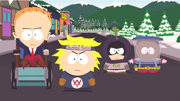 Screenshot zu South Park: The Fractured but Whole (PS4) - Screenshots