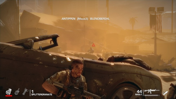 Screenshot zu Spec Ops: The Line (PS3) - Screenshots