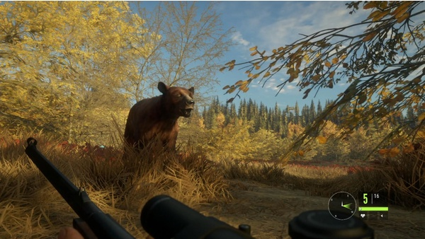 Screenshot zu The Hunter: Call of the Wild (PS4) - Screenshots