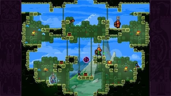Screenshot zu TowerFall Ascension (PS4) - Screenshots