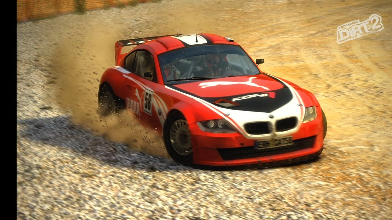 colin mcrae dirt 2 neues video rallycross im estadio del rey gamepro. Black Bedroom Furniture Sets. Home Design Ideas