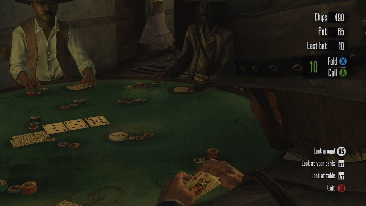 Rdr poker armadillo