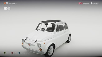 Abarth 595 essesse 1968