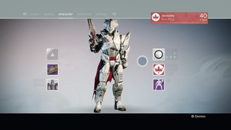 Destiny - King's Fall Raid-Gear