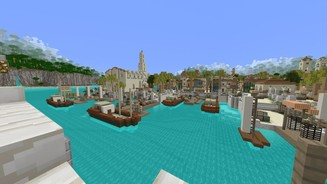 Minecraft - Havanna aus Assassin's Creed 4: Black Flag