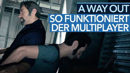 A Way Out - Video: Alle Infos zu Koop, Crossplay und Matchmaking