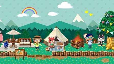 Animal Crossing: Pocket Camp - Release-Termin des Mobile-Games steht fest
