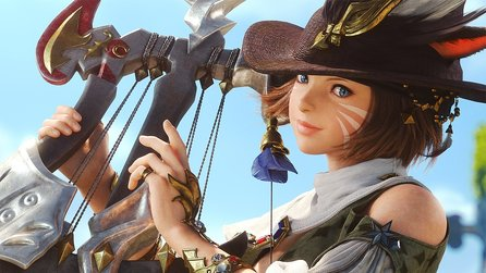 Final Fantasy 14: A Realm Reborn - Preview-Video zur PlayStation-4-Version
