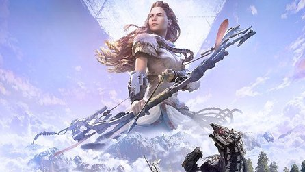 Horizon Zero Dawn - Complete Edition inklusive The Frozen Wilds angekündigt