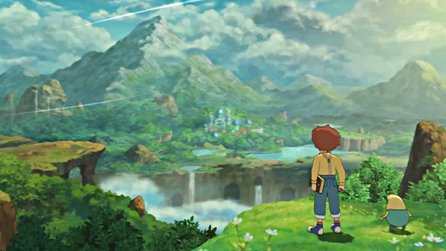 Ni No Kuni: Wrath of the Witch - Trailer zum Zeichentrick-Rollenspiel