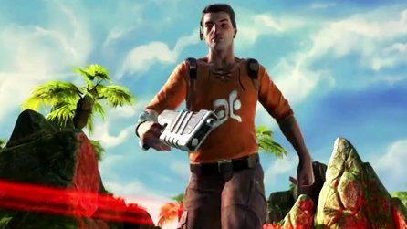 Outcast: Second Contact - Trailer: Release-Termin für PC, PS4 und Xbox One steht fest