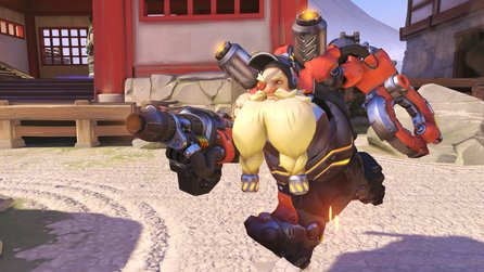 Overwatch - Erste Gameplay-Szenen aus Blizzards Team-Shooter