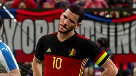 PES 2018 - gamescom-Trailer zeigt neues Gameplay & verrät Termin der Gratis-Demo