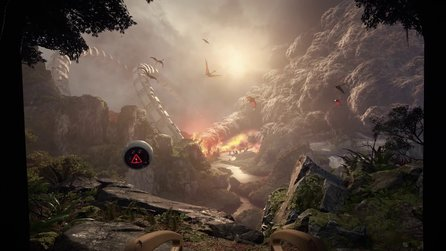 Robinson: The Journey - Neuer E3-»An Adventure Begins«-Trailer des VR-Spiels