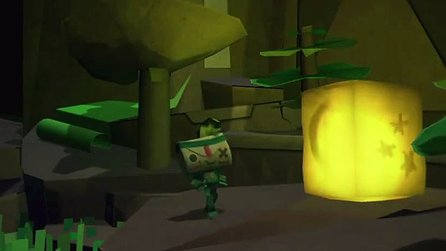 Tearaway - Gameplay-Trailer zum Action Adventure