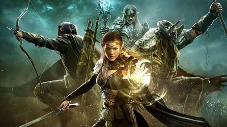 The Elder Scrolls Online: Tamriel Unlimited - Test-Video zur PS4- / Xbox One-Version