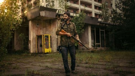 The Last of Us - Cosplayer fährt für die perfekten Joel-Bilder extra nach Tschernobyl