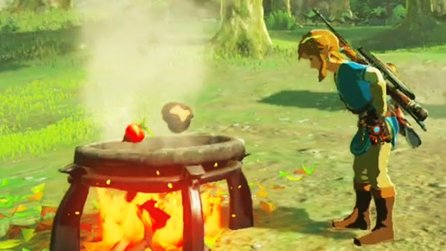 Zelda: Breath of the Wild - Game of the Year und drei weitere DICE-Awards