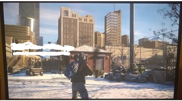 <b>Tom Clancy's The Division</b><br/>Screenshots aus der geleakten Pre-Alpha