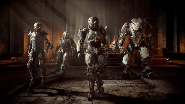 Anthem - Legion of Dawn-Trailer zeigt schicke Javeline-Rüstungen & Gameplay
