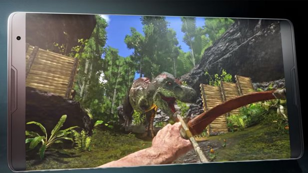 ARK: Survival Evolved - Mobile-Trailer zum Dino-MMO, Free to Play für iOS & Android