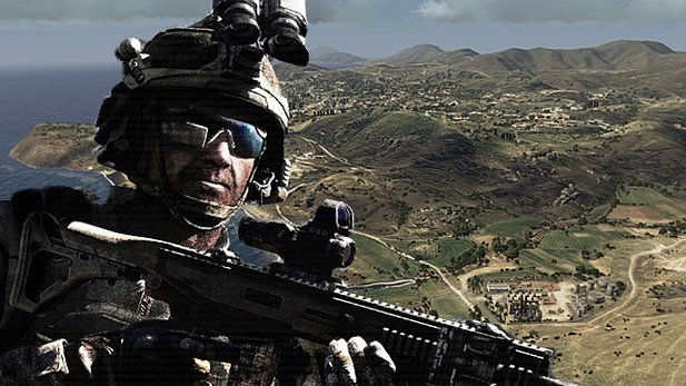 Test-Video von ARMA 3