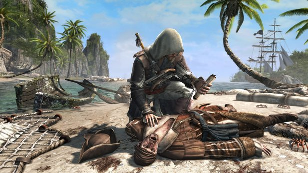 Ubisoft arbeitet derzeit an Assassin's Creed 4: Black Flag.