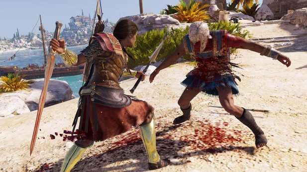 Hier gehts zu Assassin's Creed Odyssey.