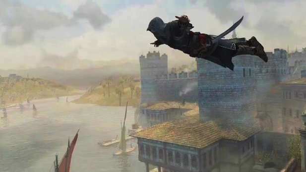 Assassin's Creed: Revelations - Singleplayer-Trailer mit Ezio und Altair