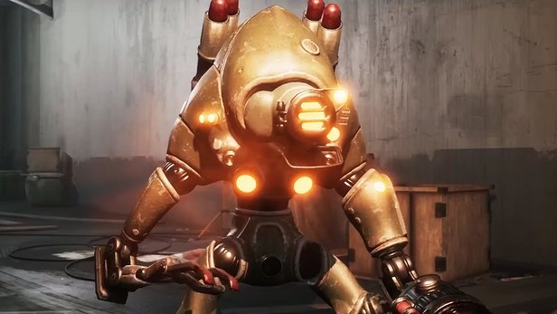 Atomic Heart - Teaser-Trailer: Blutige Action in alternativer Realität