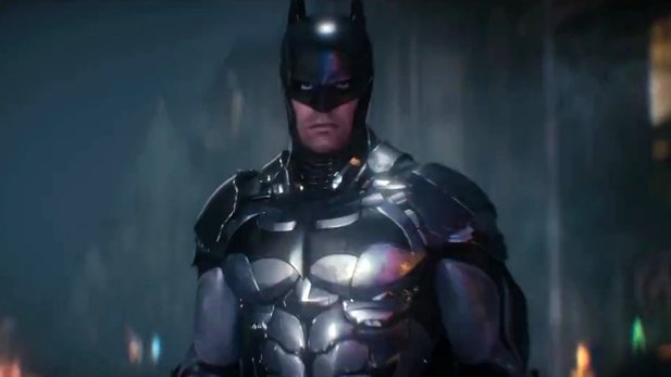 Batman: Arkham Knight - TV-Werbespot in Render-Grafik