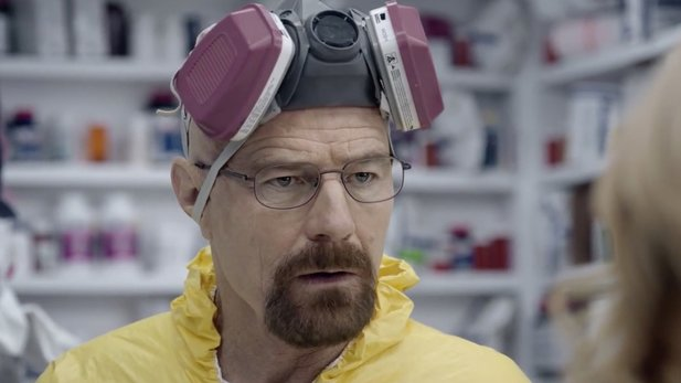 Breaking Bad-Star Walter White - Der Super-Bowl-Werbespot