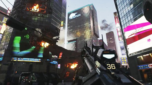 E3-Trailer von Call of Duty: Advanced Warfare
