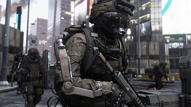 Call of Duty: Advanced Warfare - Vorschau-Video zum Shooter